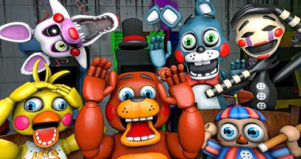 Which toy animatronic are you fnaf 2 quiz take the quiz