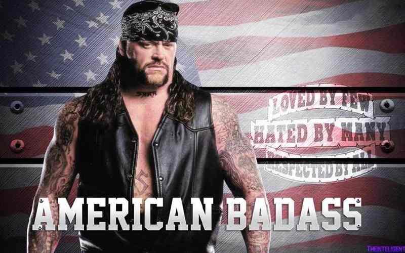 Edited american bad ass