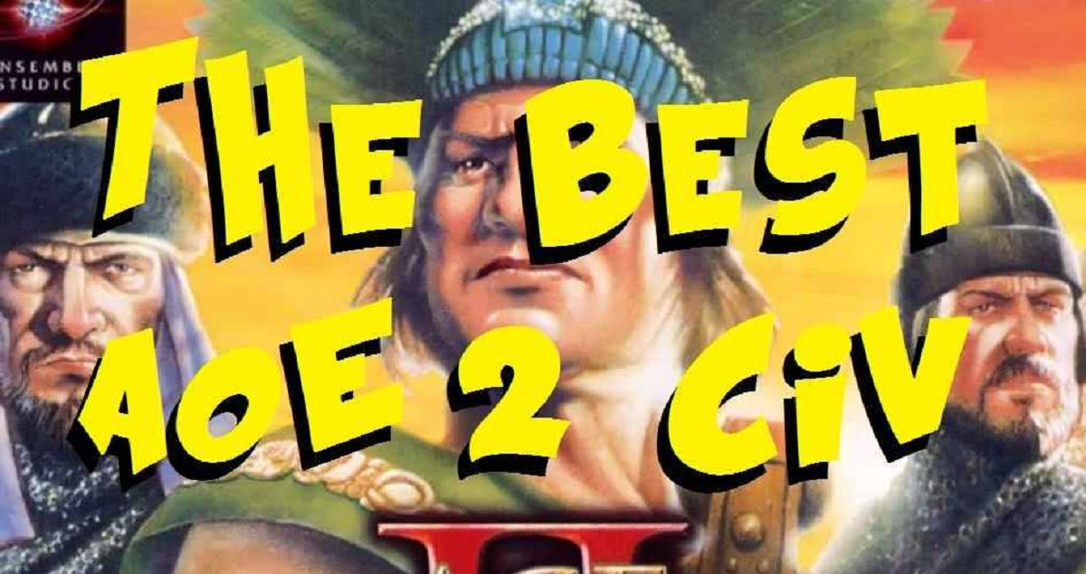 The Best AoE2 Civ (For You) - Take the Quiz