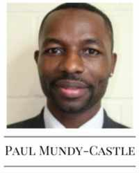 Paul Mundy-Castle