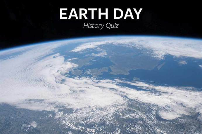 Earth Day History Quiz banner