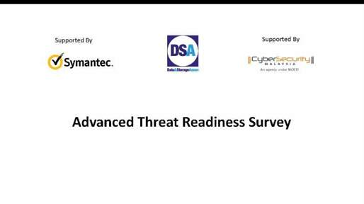 Advanced Threat Readiness Survey 1