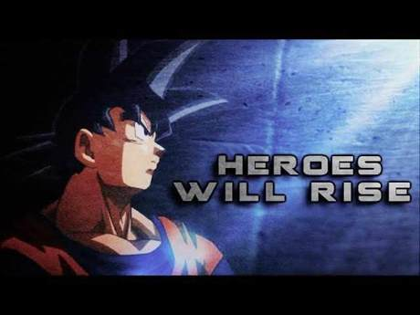 BlackHeart Vegeta - Dragon Ball Amv - Heroes Will Rise [TB3-R1]