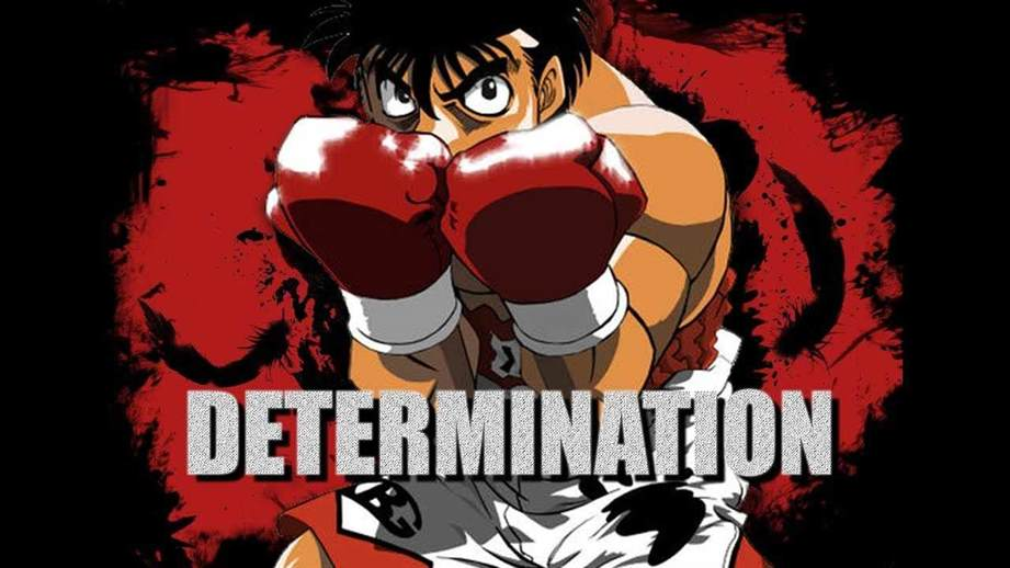 WiNN Studios - ASMV - Determination of a Lion - Hajime no Ippo