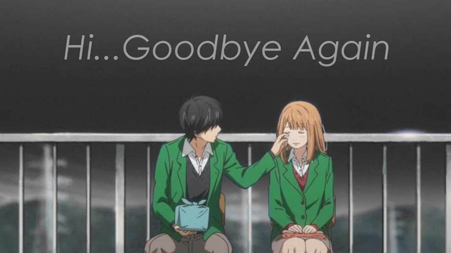 xhbk12x - Orange AMV - Goodbye