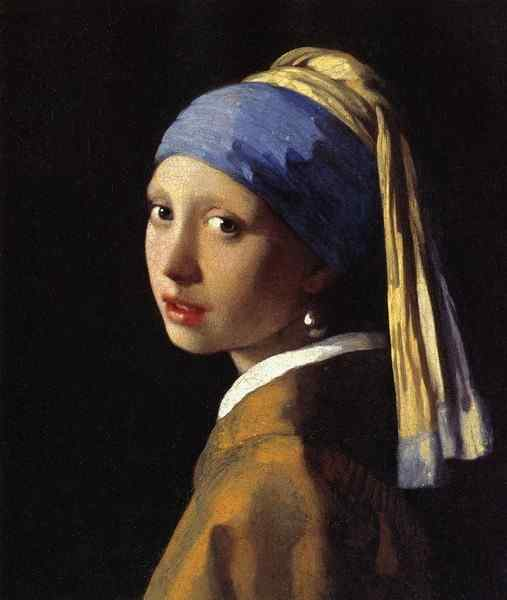 Girl With a Pearl Earing